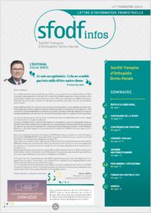 SFODF 2020 - Lettre 109